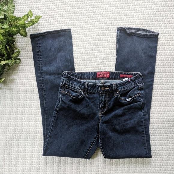 Lucky Brand Denim - Lucky Brand Dark Wash Leyla Boot Cut Jeans